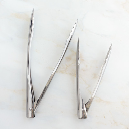Williams Sonoma Stainless-Steel Tongs