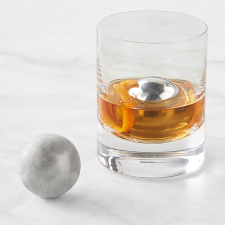 Williams Sonoma Whiskey Sphere, Set of 2