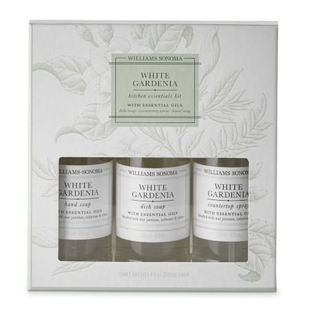 Williams Sonoma White Gardenia Kitchen Essentials