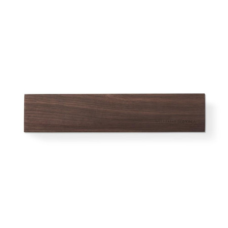 Williams Sonoma Wooden Magnetic Knife Bar, Walnut