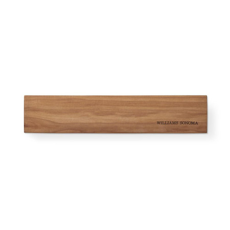 Williams Sonoma Wooden Magnetic Knife Bar, Maple