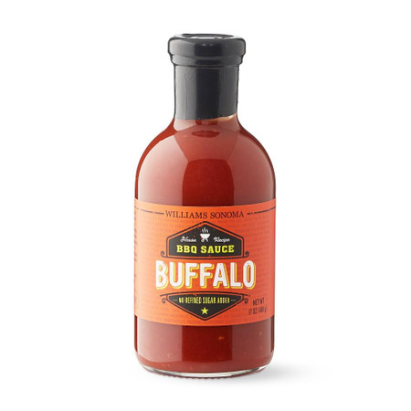 Williams Sonoma BBQ Sauce, Buffalo with No Refined Sugar Added