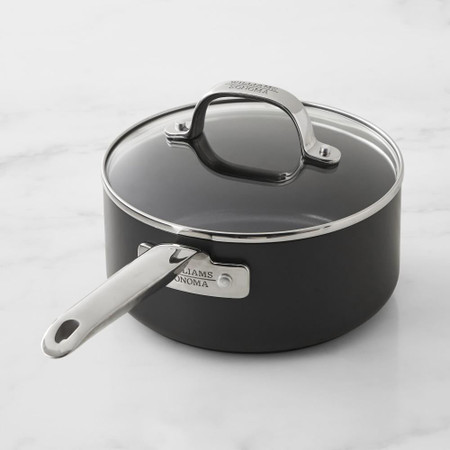 Williams Sonoma Professional Ceramic Non-Stick Plus Saucepan, 1.9 L.