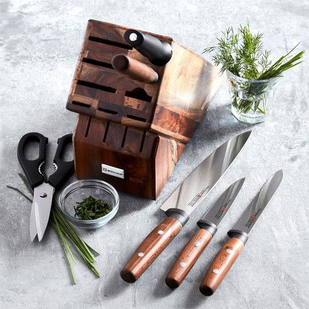 Wüsthof Urban Farmer 7-Piece Knife Set